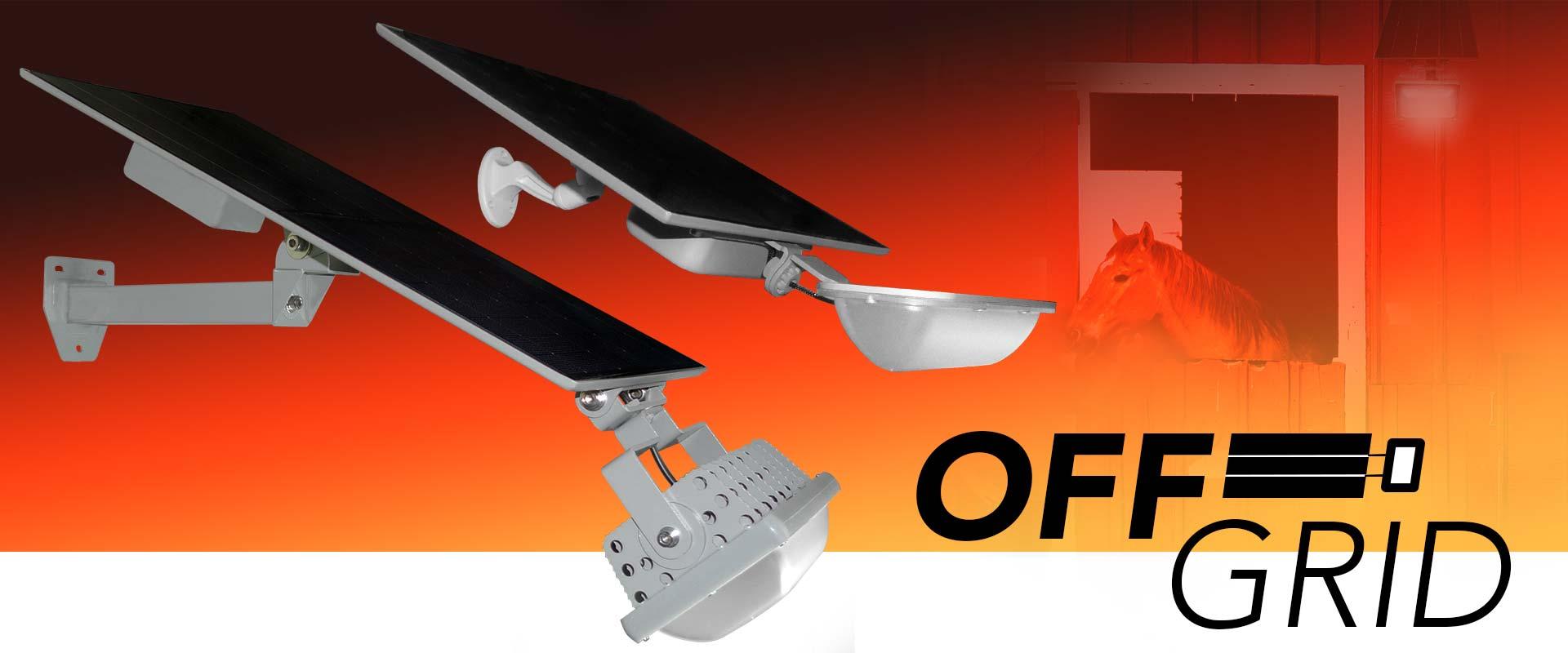 Off Grid Solar Light - Sonaray Australia