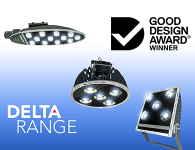 Sonaray Delta Range Wins 2018 Good Design Award