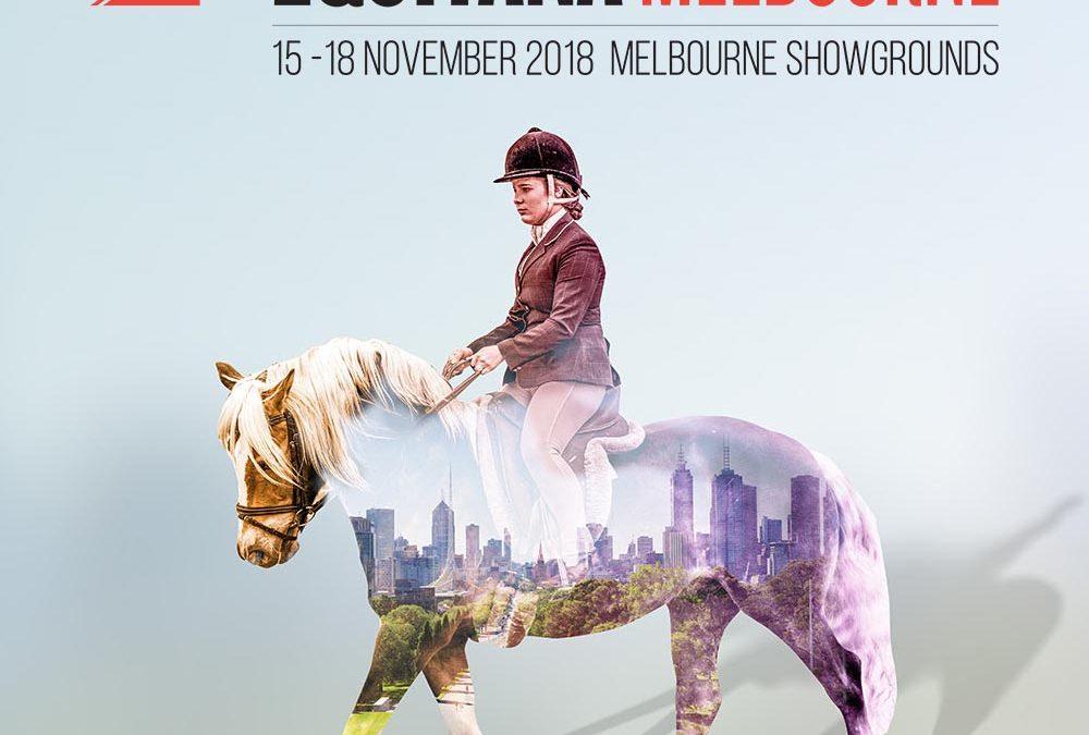 Visit us at Equitana Melbourne 2018